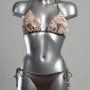 Bikini Kralen Brons Metallic Agua Bendita