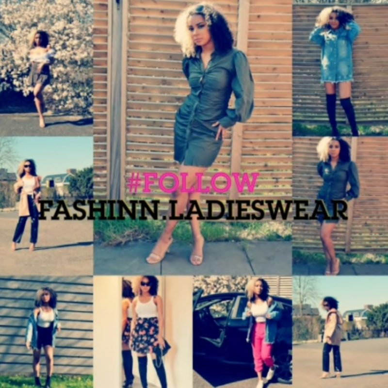 Trendy dames kleding online kopen bij Fashinn