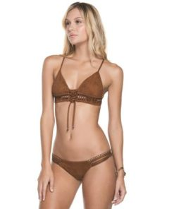 Bruine Bikini Set Desert