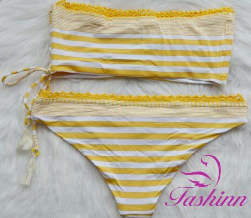 Gele Bikini Set Sunny Spring