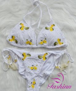 Witte Bikini Set Sunny Spring